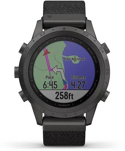 Навигация в Garmin MARQ Commander