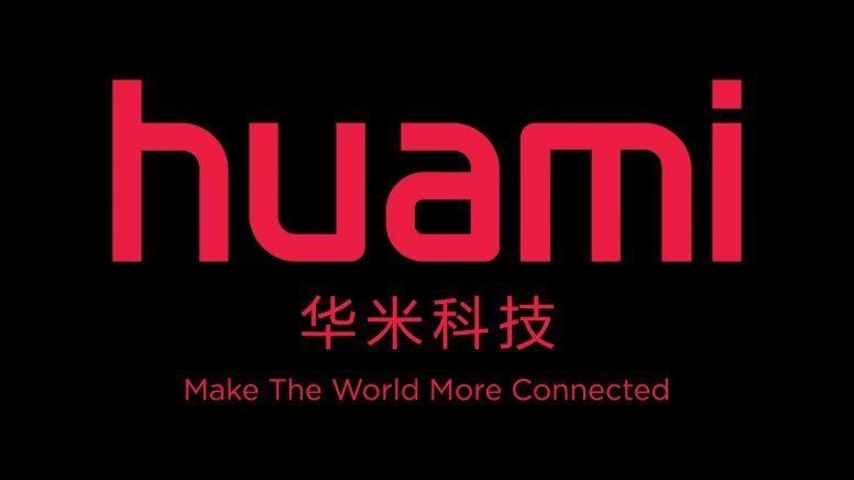 Логотип Huami - производителя Mi Band 5