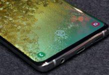 Samsung Galaxy S10 имеет проблемы с сканером отпечатков пальцев