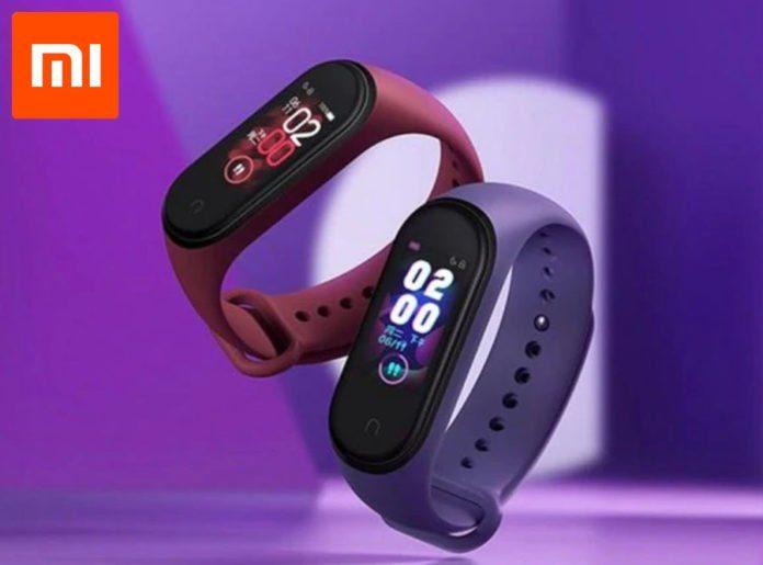 Xiaomi Mi Band 4 умные часы