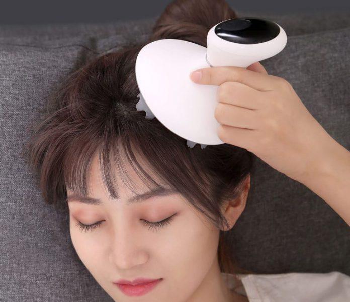 Xiaomi - мини-массажер
