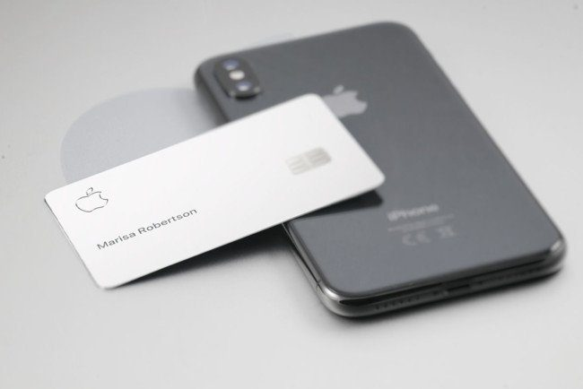 Apple Card - 10 млрд кредитов за первый месяц запуска