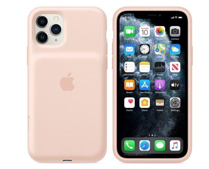 Smart Battery Case 2019 для iPhone