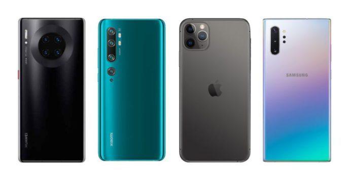 DxOMark определил лучшие камерофоны