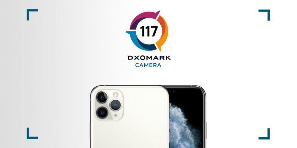 DxOMark тест камер флагманских смартфонов