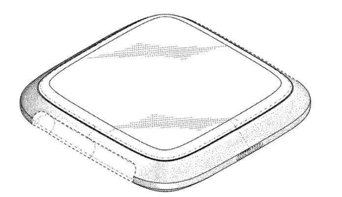 Fitbit-Google - патент нового устройства