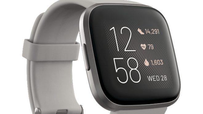 Умные часы от компании Fitbit