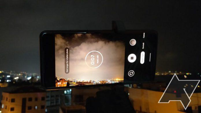 Дополнение PX 4.0 для Google Camera удивило новым функционалом