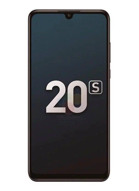Honor 20S для Европы