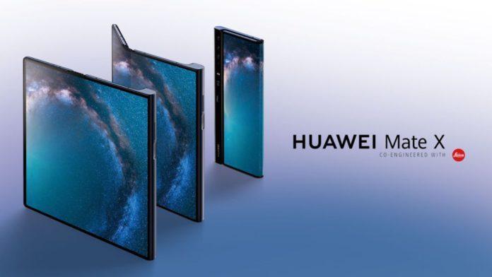 Huawei Mate X нельзя сгибать при -5