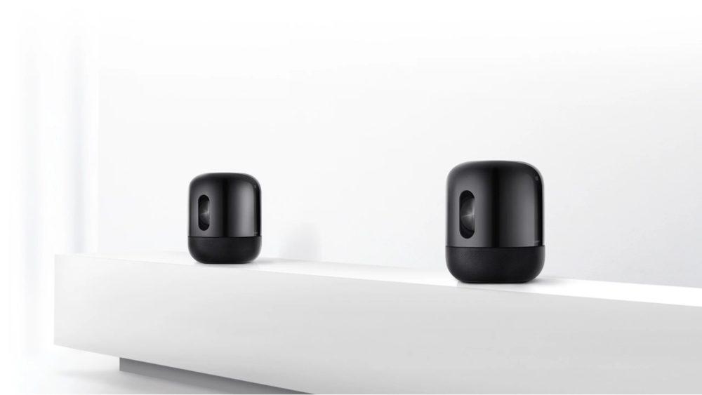 Две Huawei Sound X