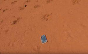iPhone 11 после падения с 300 метровой высоты