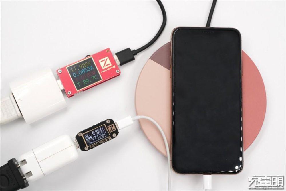 iPhone 11 Pro Max - беспроводная и проводная зарядка