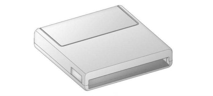 картридж Sony из патента