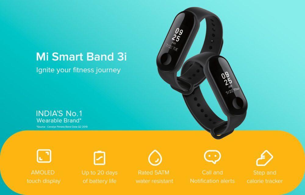 Mi Smart Band 3i