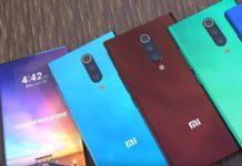 Видео концепт-дизайна Xiaomi Mi 10