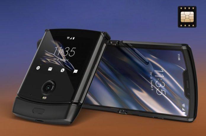 Motorola Razr 2019 с декабря будет продаваться в Европе