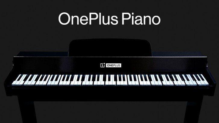 Проект OnePlus Piano