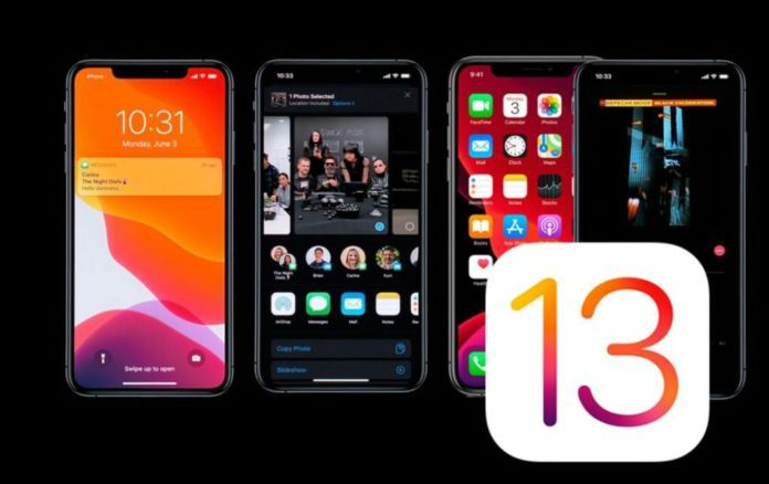 Опция Экономия данных в Apple iOS 13
