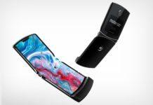 Motorola razr 2019 - ретро режим