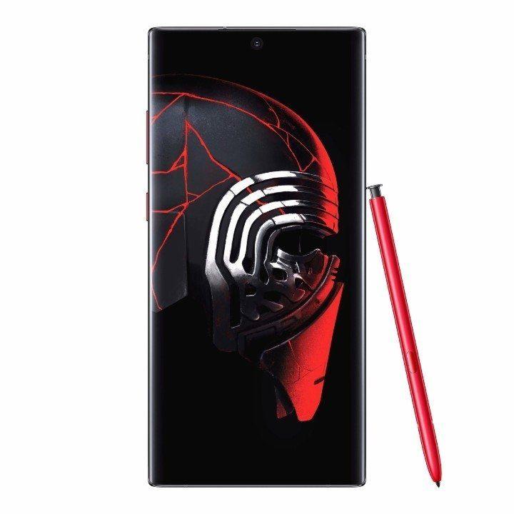 Galaxy Note 10+ Star Wars