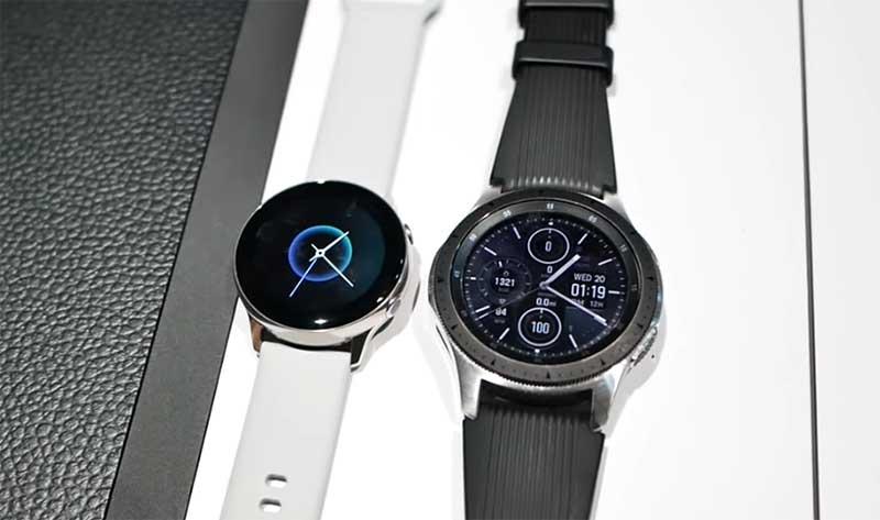 Samsung Galaxy Watch - аналитика за третий квартал 2019