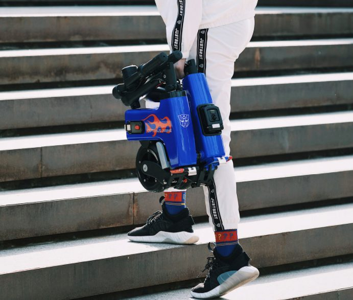 HIMO Transformers