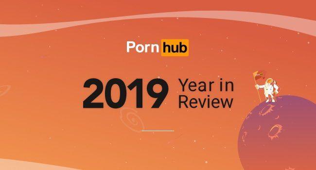 Статистика от Pornohab - 2019