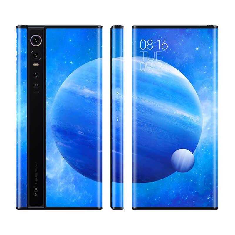 Сколько будет стоить Xiaomi Mi Mix Alpha в Украине