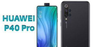 8 камер Huawei P40 Pro