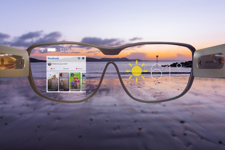 AR-очки Orion будут работать на OS Facebook