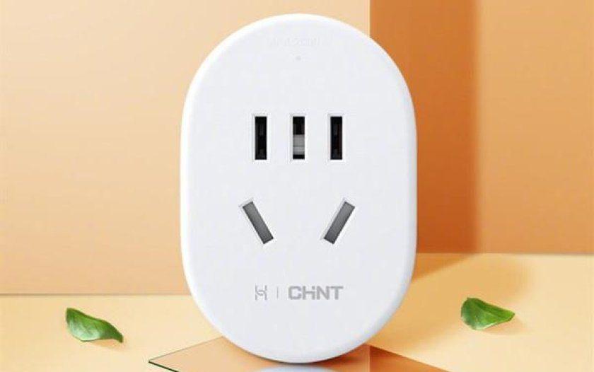 """""""Умная"""" розетка от Huawei - Chint Smart Sockets"""