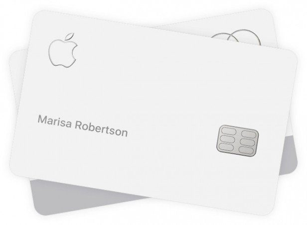 Кредитная карта Apple
