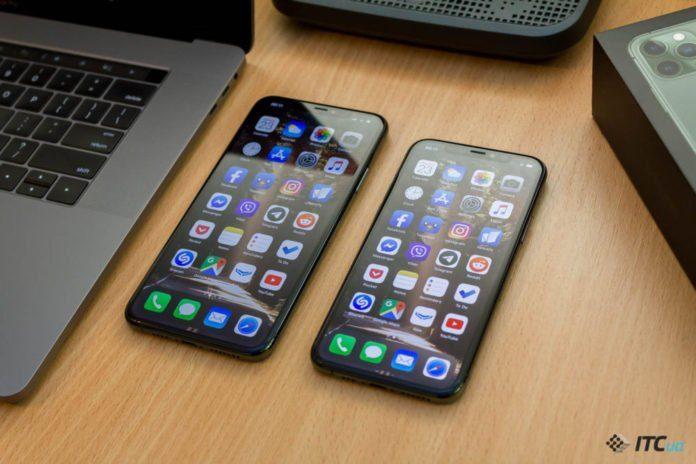 Экран IPhone можно удаленно блокировать без ведома хозяина