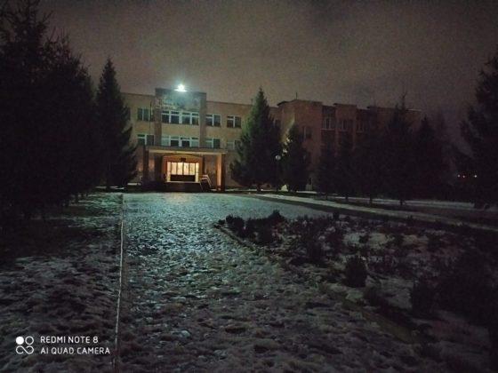 """Примеры снимков - режим """"Ночь"""""""