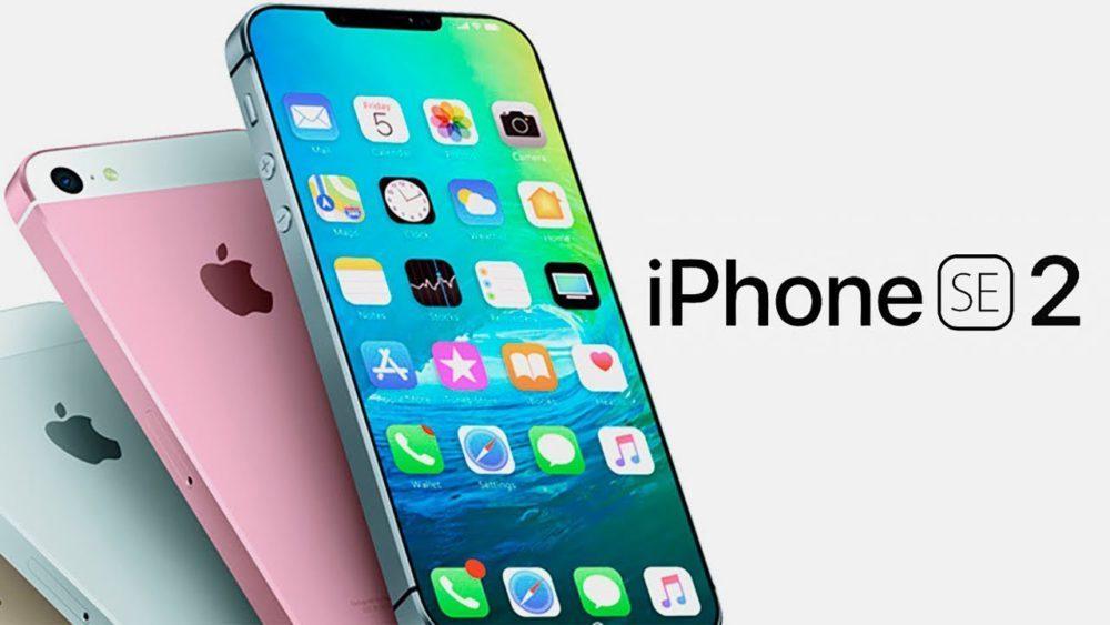 iPhone SE2 выйдет в начале 2020 года