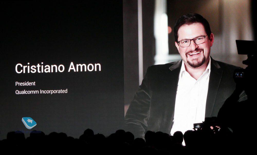 Криштиану Амон Qualcomm AR очки заменят привычные смартфоны благодаря 5G и универсальным облачным хранилищам