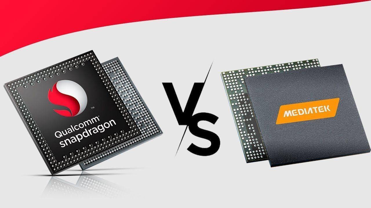 Производительность Mediatek сравнили с Snapdragon