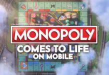 Monopoly Mobile – официально в мобильных маркетах