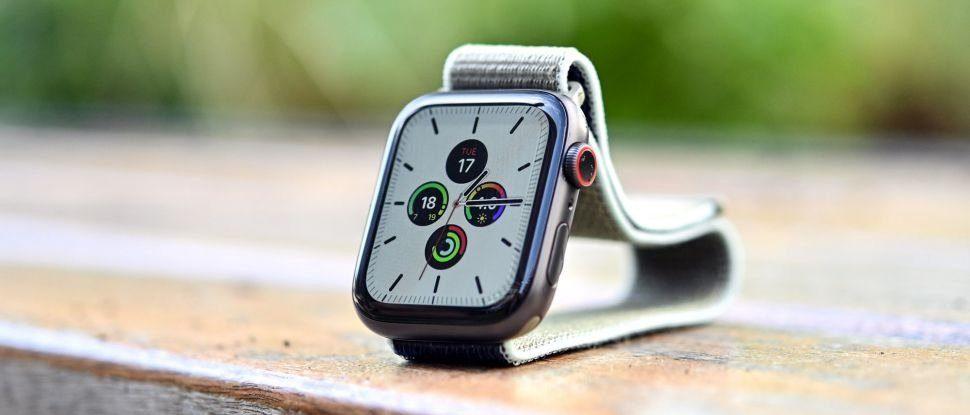 продажи apple watch series 5 составили 60% от общего числа в сегменте смарт-часов и фитнес-браслетов компании Apple, занявшей вторую строчку по общемировым показателям
