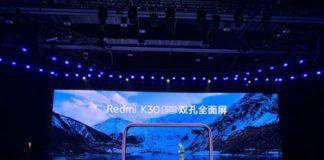 Redmi K30 5G и 4G