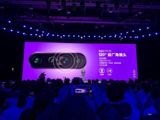 Особенности камеры