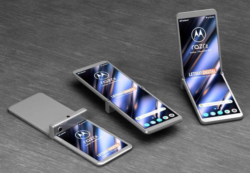 Следующее поколение Motorola Razr 2019-новости