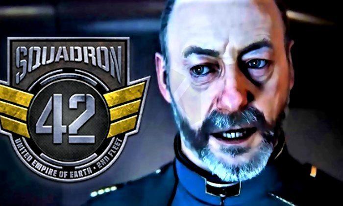сюжетный режим Squadron 42 игры Star Citizen выйдет раньше многопользовательского режима