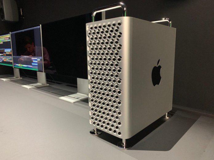 Такого от Apple Mac Pro никто не ждал: сыр трется очень плохо