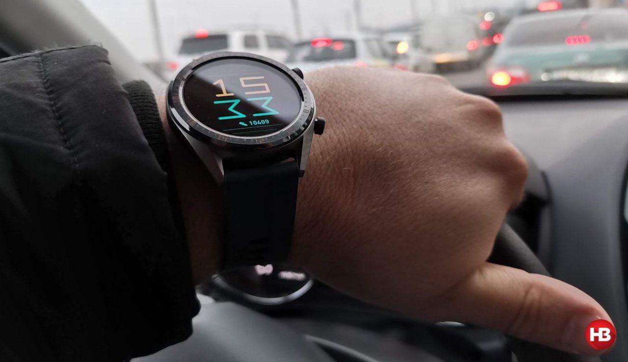 ТОП-5 смарт часов, Huawei Watch 2 GT