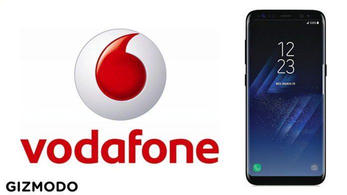 Vodafone и Samsung запустили новогоднюю акцию