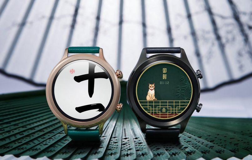 Вышли Youpin Forbidden City – умные часы Xiaomi