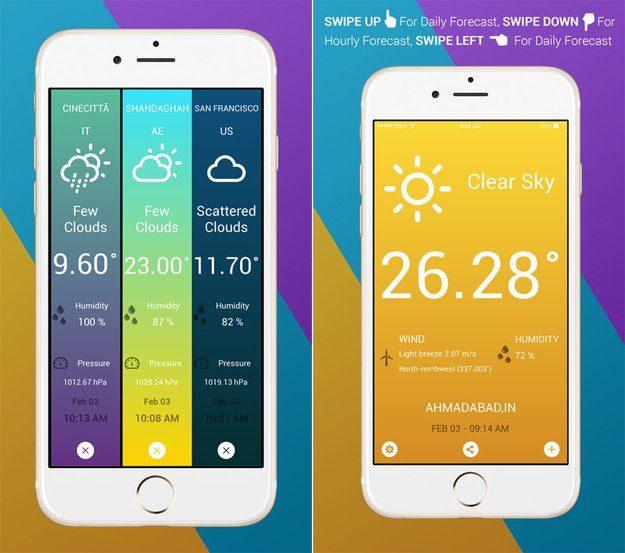 World Weather и Good Weather стали нежелательными в Android