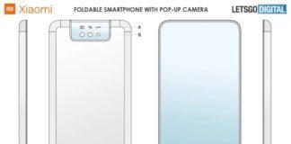 Новый изогнутый смартфон Xiaomi